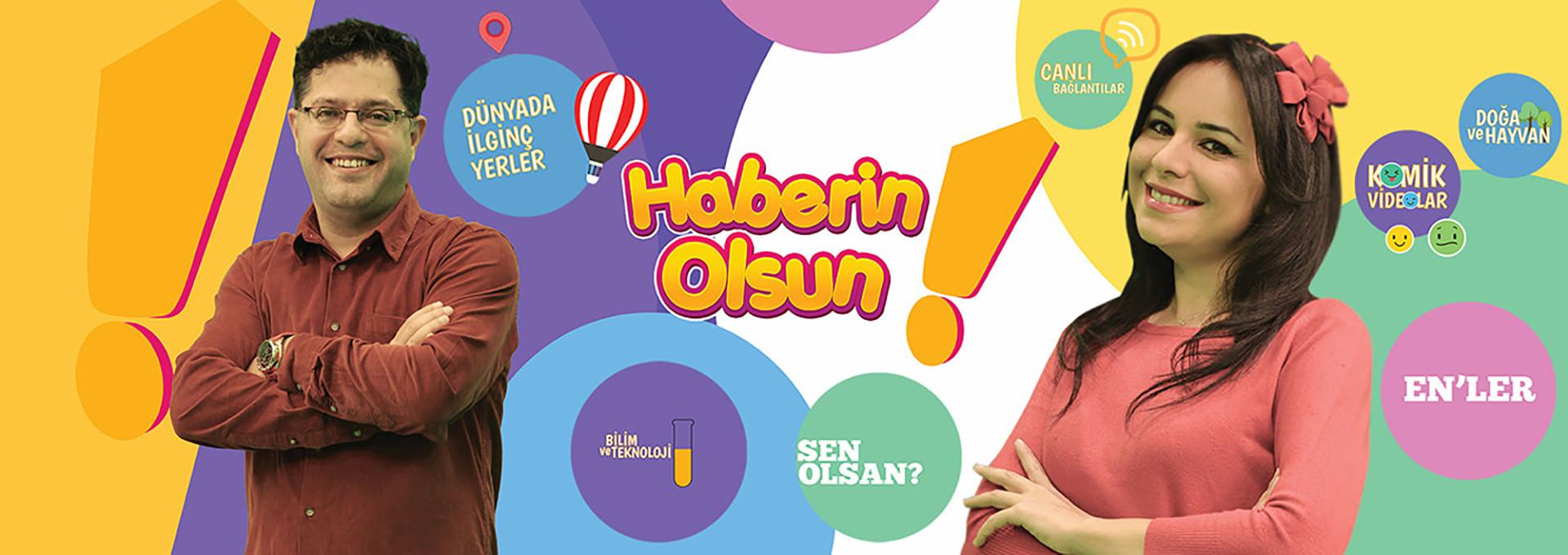 Ramazan Eğlencesi TRT Çocuk'ta